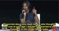 8 lý do khiến bà Michelle Obama trở thành đệ nhất phu nhân 'cool' nhất
