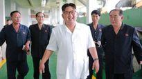 Kim Jong-un hết cửa chơi đồng hồ Thụy Sĩ siêu sang chảnh