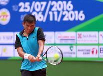 Lý Hoàng Nam đánh bại Trịnh Linh Giang ở vòng một Vietnam F1 Futures