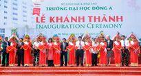 Đại học Đông Á khánh thành cơ sở mới