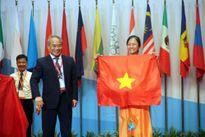 Sau 16 năm, Việt Nam lại có HCV Olympic Sinh học quốc tế