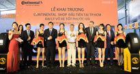 Hệ thống Continental Tires Shop đầu tiên chính thức có mặt tại TP.HCM
