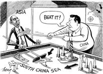 Chính sách ngoại giao của ông Tập Cận Bình đã thất bại