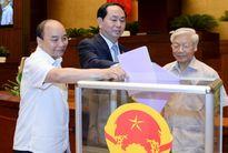 Giới thiệu ông Trần Đại Quang để Quốc hội bầu Chủ tịch nước