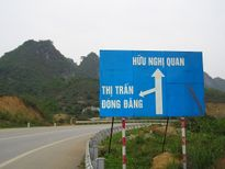Lạng Sơn: Phân luồng xe khách, xe tải trên QL.4A