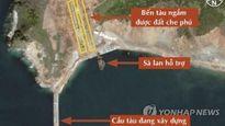 Triều Tiên bị nghi bí mật xây căn cứ tàu ngầm mới