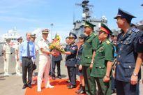 Tàu Bảo vệ bờ biển Nhật Bản thăm thành phố Đà Nẵng