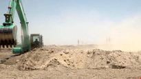 Iraq đào kênh quanh Fallujah ngăn IS tái chiếm