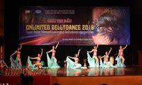 Phấn khích với giải múa bụng chuyên nghiệp Việt Nam