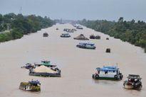 Nâng cấp tuyến luồng kênh Chợ Gạo giai đoạn 2
