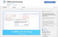 Chặn quảng cáo độc miễn phí với SBRO Safe Browsing