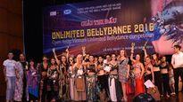Sôi động giải Bellydance quốc tế mở rộng 2016