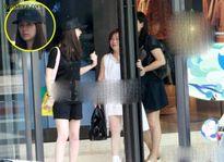 Lâm Tâm Như bị bắt gặp bí mật đi may váy cưới