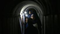 Du khách đổ xô đến đường hầm của tổ chức khủng bố ở Gaza