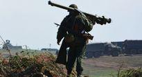 Ukraine bố trí các cứ điểm hỏa lực dọc theo biên giới với Nga