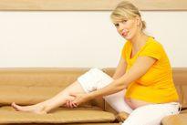 Bí quyết đối phó với chứng phù nề chân khó chịu trong suốt thai kỳ