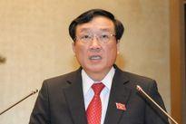 Thủ tướng Nguyễn Xuân Phúc trình cơ cấu thành viên Chính phủ
