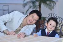 Quang Dũng mượn con trai để làm danh?