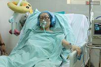 Nữ công an từ chối điều trị ung thư để giữ con đã từ trần