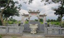 Nghĩa Trũng đàn - nghĩa trang liệt sĩ đầu tiên của Việt Nam
