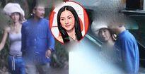 Trương Bá Chi lộ vòng 2 to bất thường thân thiết bên đàn ông lạ mặt