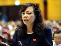 Bà Nguyễn Thị Kim Tiến được giới thiệu tiếp tục làm Bộ trưởng Y tế