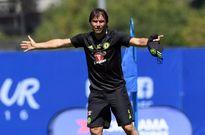 Antonio Conte: 'Liverpool có thể cạnh tranh chức vô địch'