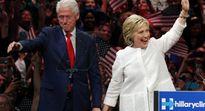 Bầu cử Mỹ: Ông Bill 'ra rìa' nếu vợ... thắng cử?