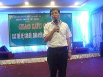 Trường THPT Lê Viết Thuật: Giao lưu cựu cán bộ, GV, HS tại TP.HCM