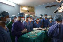 Cứu sống 4 bệnh nhân nhờ ghép tạng từ thanh niên chết não