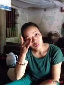 Sản phụ bị ung thư vòm họng, chấp nhận mù quyết tâm sinh con