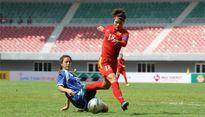 Tuyển nữ Việt Nam tiếp tục đại thắng tại giải Đông Nam Á