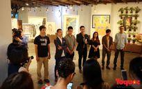 'Tự họa' cuộc 'đối mặt' của những nghệ sĩ trẻ với digital painting