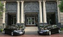 Bộ đôi Mercedes-Benz S 500L hơn 6 tỷ có mặt tại Hội An