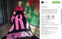 'Doanh nhân' Ronaldo trình làng sản phẩm mới