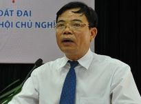 Ông Nguyễn Xuân Cường làm Bộ trưởng Nông nghiệp thay ông Cao Đức Phát