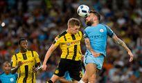 Man City đánh bại Dortmund trên chấm penalty trong trận cầu kịch tính