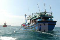 Bảo hộ công dân Việt Nam gặp nạn ở ngoài cửa Vịnh Bắc Bộ