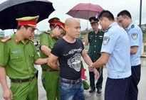 Bắt nghi phạm Trung Quốc sang Việt Nam lẩn trốn