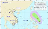 Áp thấp nhiệt đới mới trên biển Đông bất ngờ đổi hướng