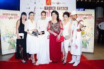 Lương Thế Thành tình tứ bên bà xã Thúy Diễm ra mắt phim điện ảnh đầu tay