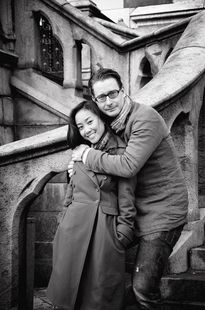 Kỷ niệm 4 năm ngày cưới, Đoan Trang tung ảnh ngọt ngào bên chồng Tây