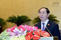 Quốc hội phê chuẩn, bổ nhiệm 5 Phó Thủ tướng, 21 thành viên Chính phủ