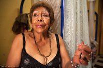 Cảnh neo đơn của gái mại dâm hết thời ở Mexico