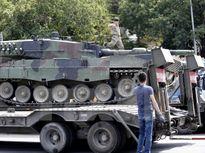 Thổ Nhĩ Kỳ tiêu diệt 35 phiến quân tấn công căn cứ quân sự