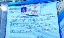 Lại phát hiện thêm một tài xế sử dụng bằng giả lái xe khách