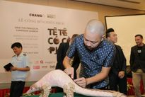 NTK Đức Hùng cùng Phạm Hương bảo vệ động vật hoang dã