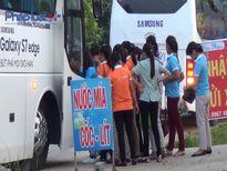 Cơ quan chức năng bất lực với xe chở công nhân Samsung?