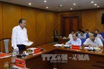 Phó Thủ tướng Trương Hòa Bình: Cần công khai quy trình thủ tục với từng khâu nghiệp vụ