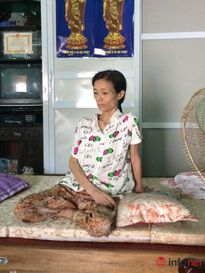 Lời khẩn cầu của bà mẹ bị ung thư vú mong cứu con bị suy thận